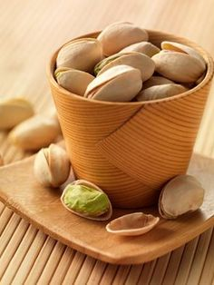 Pistachios contain l-arginine, which can make the lining of your arteries more flexible and make it less likely you will develop blood clots that could cause a heart attack. Also, vitamin E, which makes it less likely your arteries will become clogged with plaque. #PistachioPower #pistachios #nuts #pistachiorecipes #horizonnutcompany #horizonnut #delicious #icecream #food #yummy #healthy #health #cook #recipe #walnuts #love #foodie #cooking