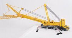 |++  LIEBHERR Liebherr heavy equipment crane options LTM1800 Luffing Jib boom extension Standard YC771