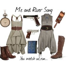 """River and I"" by gracefulgirl on Polyvore"