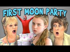 First Moon Party - YouTube Omg lmao