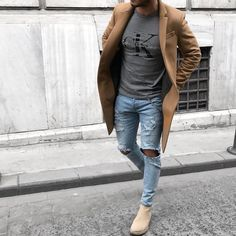 """3,267 Likes, 49 Comments - Mensfashion ▪️Street ▪️Style (@mensfashion_guide) on Instagram: """"Yes or No? Via @streetfitsgallery Follow @mensfashion_guide for more! By @_donthiago_…"""""""