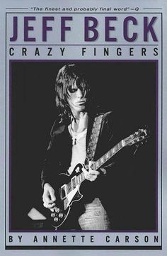 (Book). The definitive, unauthorized biography of Jeff Beck! This well-researched, enlightening book positions Jeff Beck's astonishing achievements like the pioneering of feedback within the musical c