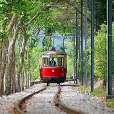 Tramway to Sintra - Portugal