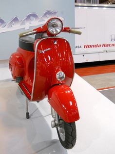 Vespa SS 90 by Keith Drummond, via Flickr