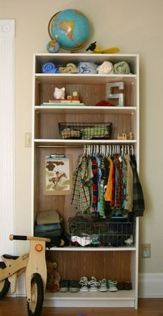 Organize with This: Bookcases!