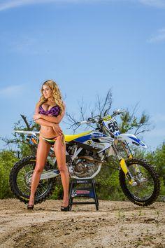 Chantel Zales   Pin Up Gallery - Transworld Motocross