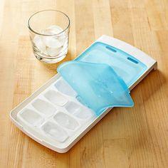 OXO No Spill Ice Cube Tray – $10