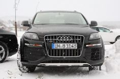 2014 Audi Q7- I will own this sooner than later. LOVE.