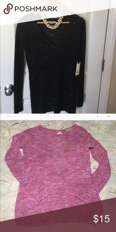 Bundle 2 sweaters Excellent condition Sweaters Crew & Scoop Necks
