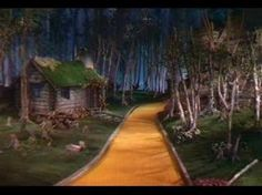 Wizard of Oz Enchanted Forest | The Wizard of Oz and the real story of the hanging munchkin ...