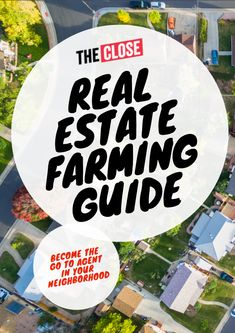 Become the go-to real estate agent in your neighborhood with our FREE real estate farming guide! Watch your lead generation take off with our strategies and grow your business. Real Estate Career, Real Estate Business Cards, Real Estate Leads, Real Estate Investor, Real Estate Tips, Real Estate Marketing, Farming Guide, Real Estate Information, Commercial Real Estate