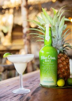 Put the KEY lime into the coconut and drink it all up! This easy four ingredient cocktail is delicious. Shake all ingredients in a cocktail shaker with ice. Pour into ice filled glass. Garnish with a lime. #bluechairbay #keylimerumcream #BCBHappyHour Cocktail Glass, Cocktail Drinks, Cocktail Recipes, Cocktail Shaker, Key Lime Rum Cream, Silver Tequila, Frozen Cocktails, Think Food, Coconut Rum