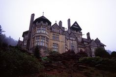 Cragside - first house in England to have electricity