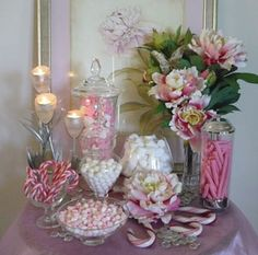 thinking this could be a cute candy bar for an easter party :)