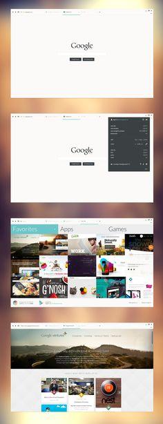 The Chrome Redesign, so fine.