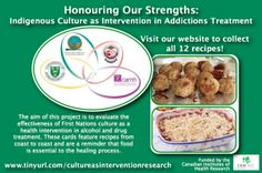 Moose Meat Balls, Saskatoon Rhubarb Crisp, and Spiced Cream recipes from the Leading Thunderbird Lodge in Saskatchewan for the Honouring Our Strengths: Indigenous Culture as Intervention in Addictions Treatment (HOS:CasI) project Thunderbird Lodge, Moose Meat, Gambling Addiction, 12 Recipe, Food Shows, Cream Recipes, Recipe Cards, Crisp, Balls