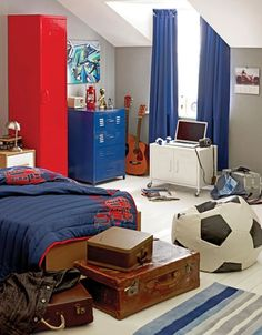 Boys Room Design Ideas teen boys bedroom ideas about boys skateboard room on pinterest 15 Awesome Teenager Bedroom Design Ideas