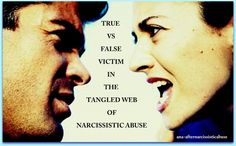 Will The REAL Victim of Narcissistic Abuse Please Stand Up - the abuser will act like thr victim