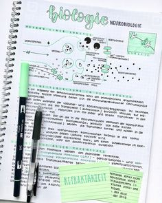 mint bullet journal layout ideas Looking for mint green bullet journal themed spread inspiration? We updated this post recently include an ADDITIONAL 25 amazing and. Bullet Journal Writing, Bullet Journal Notes, Bullet Journal Layout, Journal Art, Journal Prompts, Bullet Journal Homework, Pretty Notes, Good Notes, Study Habits