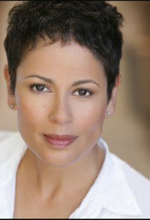 ROXANN DAWSON -- Her creds include ABC's Agents of S.H.I.E.L.D. and Scandal