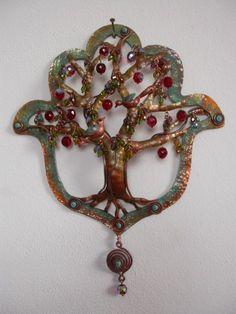 Ahuva Elany - Unique Copper Art from Israel