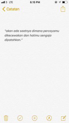 Quotes Galau - Fushion News Text Quotes, Mood Quotes, Tumblr Quotes, Funny Quotes, Life Quotes, Quotes Quotes, Reminder Quotes, Self Reminder, Quotes Galau