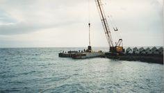 PORTO DA CALHETA: Construção Novo Cais (48)