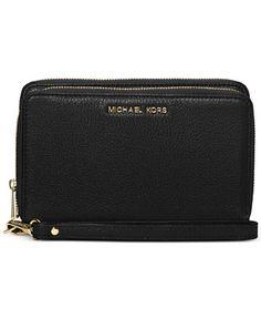 5f2ceadfa41a MICHAEL Michael Kors Adele Double-Zip Wallet & Reviews - Handbags &  Accessories - Macy's