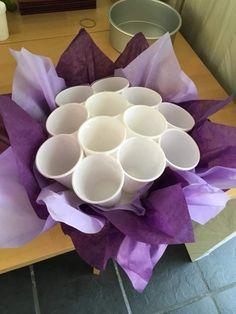 Cupcake Bouquets, Baking Tips, Decorating Ideas, Cupcakes, Design Inspiration, Tableware, Flowers, Cupcake Cakes, Dinnerware