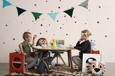 FERM Living MORE Kids Collection Fall Winter 2013