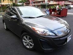 Oahu: Chase Hawaii Car Rental Mazda 3 2011, $190 - Fri Dec 21-Sun Dec 23