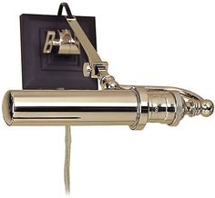 Visual Comfort & Co. Academy Picture Light - Polished Nickel