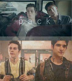 :) Teen Wolf...true friends :)
