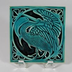Rookwood Art Tile