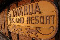 Welcome to the Tavarua Island Resort, Fiji