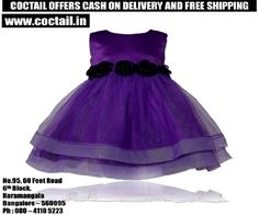 Get the baby girl party wear dresses for 6-9 months, 9-12 months from Coctail. Coctail has a huge range of dress for your lil princess. Cash on Delivery & Free Shipping across India is available. Shop now https://www.coctail.in/collections/6-12-months-babygirls-partywear-dresses