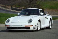 Original Porsche 959 prototype