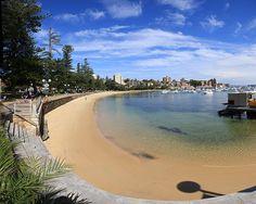 Manly, Sydney Harbor, NSW