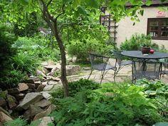 Feng Shui garden