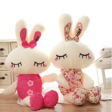 """11.5 """" 28 cm imitação brinquedos coelho de pelúcia coelho de pelúcia de casamento para(China (Mainland))"""