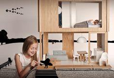 Minjio modern dollhouse ♥