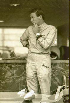 Jim Clark Mexico 1964