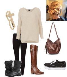 """first date outfit"" by eleanorcalderperfection ❤ liked on Polyvore"