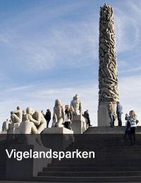 Vigelandsmuseet og parken / The Vigeland Museum and Park Sculpture Museum, Oslo, Norway, Vikings, Park, Museums, The Vikings, Parks, Museum