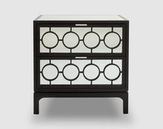 Marrina Bedside Table by Furniture for Home