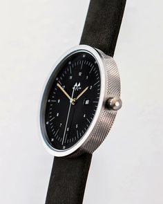 Visualogue McConnico. Watch Crown, Game Ui Design, Omega Watch, Watches For Men, Fashion Accessories, Women Wear, Bauhaus, Luxury, Stylish