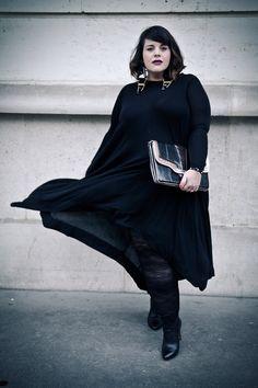 Le blog mode de Stéphanie Zwicky. Plus Size, curves, voluptuous, beauty boost, inspiration.  #plussize #beautyboost