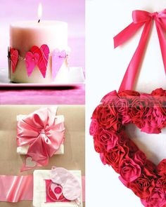 20 Valentine's Days Crafts » Little Inspiration