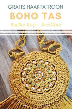 Free Crochet, Knit Crochet, Tween Girl Gifts, Crochet Wedding, Ibiza Fashion, Crochet World, Diy Gifts For Boyfriend, Beautiful Crochet, Purses And Bags