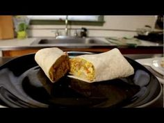 Twitter:  http://twitter.com/theveganzombie Facebook::   http://facebook.com/zombiegate Webpage:  http://theveganzombie.com/ Instagram: theveganzombie  Watch Jon make a delicious vegan breakfast burrito. So easy, anyone can do it. Youll love this recipe!  Vegan burrito shells 1/2 brick extra firm tofu Smart Bacon: http://www.lightlife.com/Vegan...